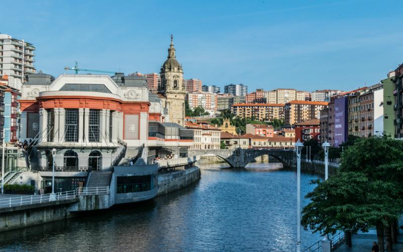 Stadje Baskenland